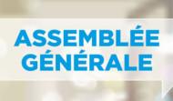 Assemblée Générale (25.09.2020)