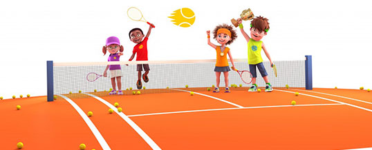 Stage de Tennis (15 au 17.04.2019)